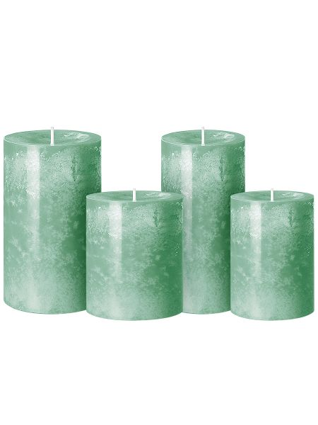 Iconic Candle - Kerze duftneutral - Smaragd