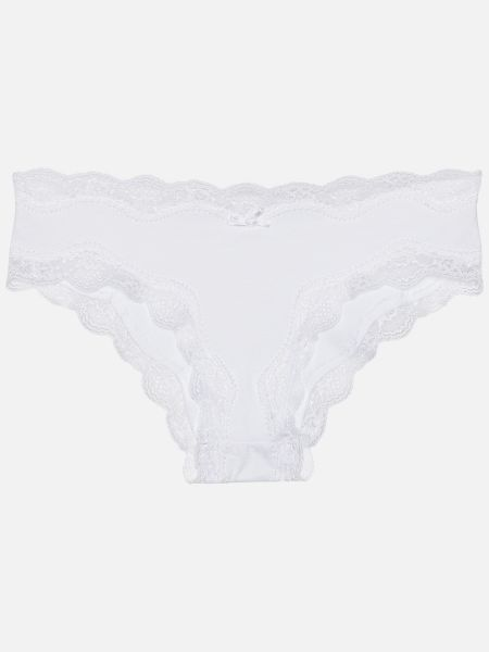 Lace And More - Panties - Weiß