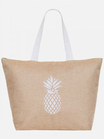 Beach Life Bag - Tasche - Natur