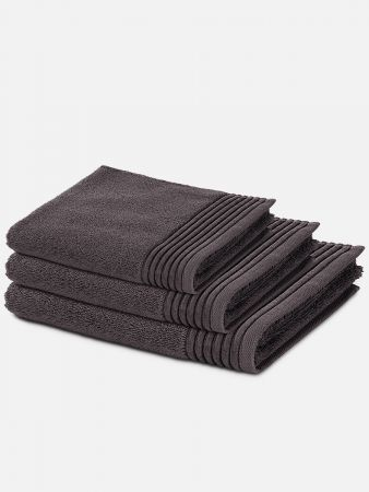 Essential Towel - Badetuch - Anthrazit