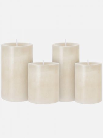 Iconic Candle - Kerze duftneutral - Weiß