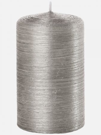 Glamour Candle - Kerze - Silber
