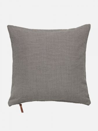 Handloomed Cotton - Zierpolster - Taupe