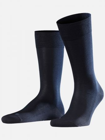 Sensitive Malaga - Socken - Navy