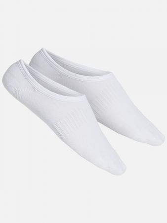 Invisible Socks - Socken - Weiß