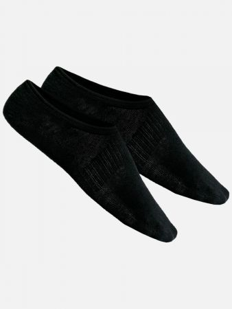 Invisible Socks - Socken - Schwarz