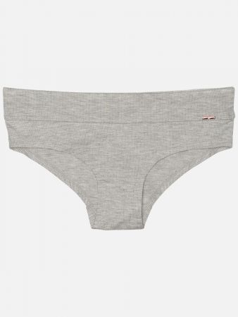Touchable Rib - Panties - Graumele