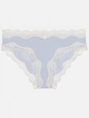 Lace And More - Panties - Kristallblau