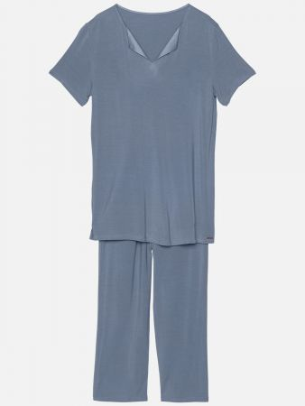 Timeless Nights - Pyjama - Blau