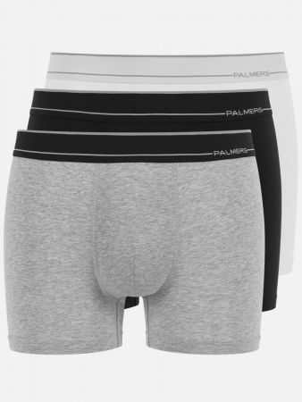 Sport Cotton - Pants - Graumele-Bunt