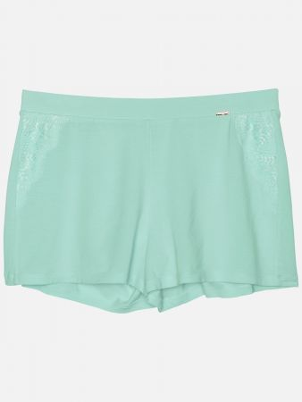 Aster Lily Nights - Nachtwäsche Hose - Mint