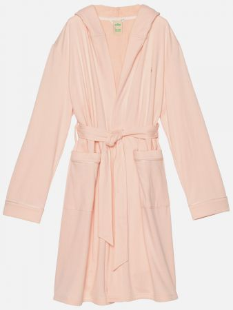 Classic Robe Rose - Bademantel - Rose