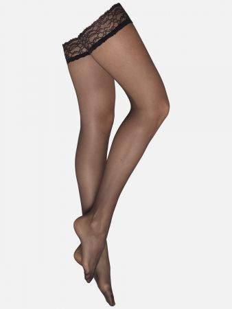 Ornamental Lace 20 - Selbsthalter - Schwarz
