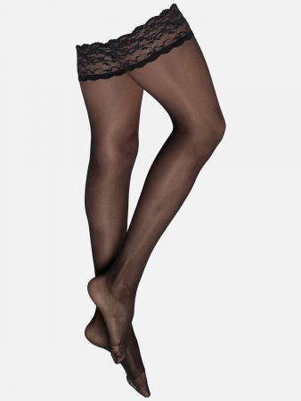 Lace Deluxe 20 - Selbsthalter - Schwarz