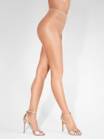 Luxury Invisible Toeless - Strumpfhose - Skin