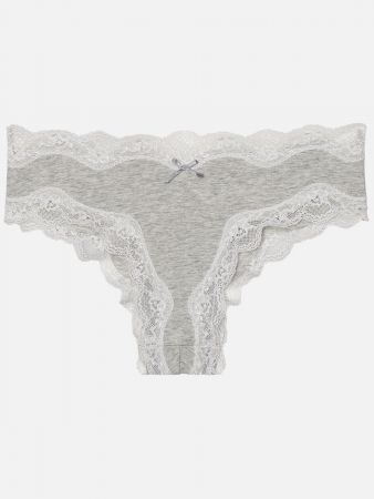 Lace And More - Panties - Graumele