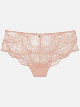 Lace Deluxe - Panties - Apricot
