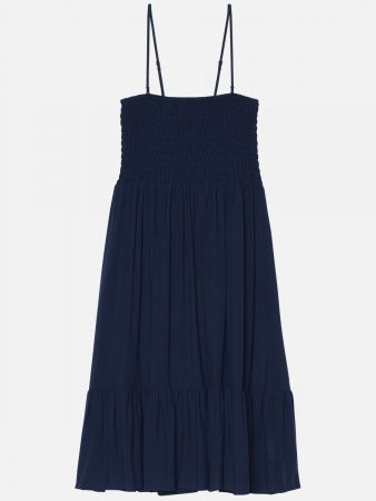 Nautic Dress - Strandkleid - Dunkelblau