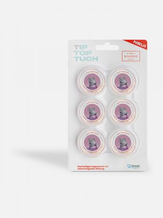 Tip Top Tuch 1x6