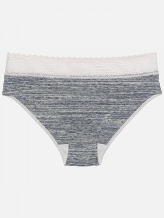Comfy Cotton - Panties - Blaumele-Ecrue