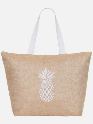Beach Life Bag - Taschenaccessoire - Natur
