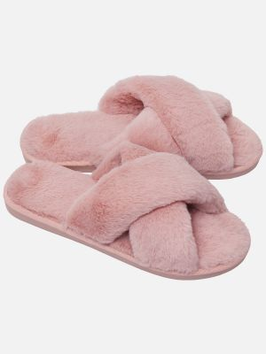 Cosy Slipper - Rose