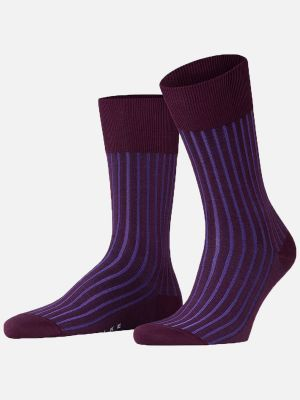Shadow - Socken - Plum