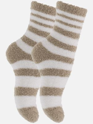 Sleep Socks - Socken - Ecrue-Bunt