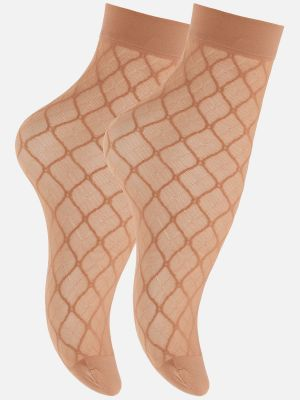 Trendy Double Rhomb - Socken - Skin