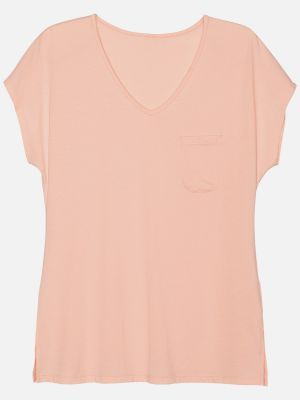 Base Tee - Nachtwäsche Shirt - Rose