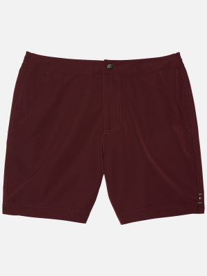 Bar Hopper - Shorts - Bordeaux