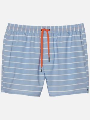 Barbados Boardie - Shorts - Blau-Weiß