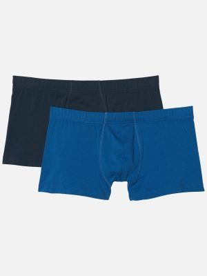 Pure Cotton - Pants - Blau-Bunt