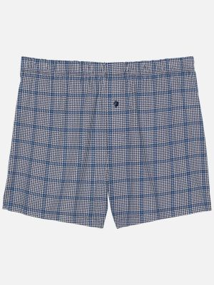Noble Days Blue - Boxershorts - Blau-Bunt