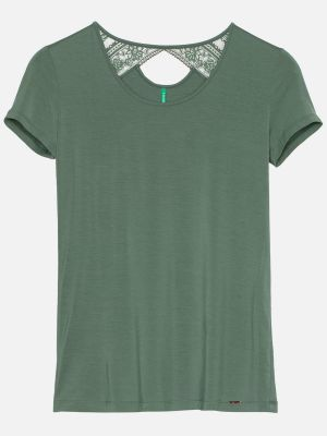 Ornamental Nights - Nachtwäsche Shirt - Grün # 2